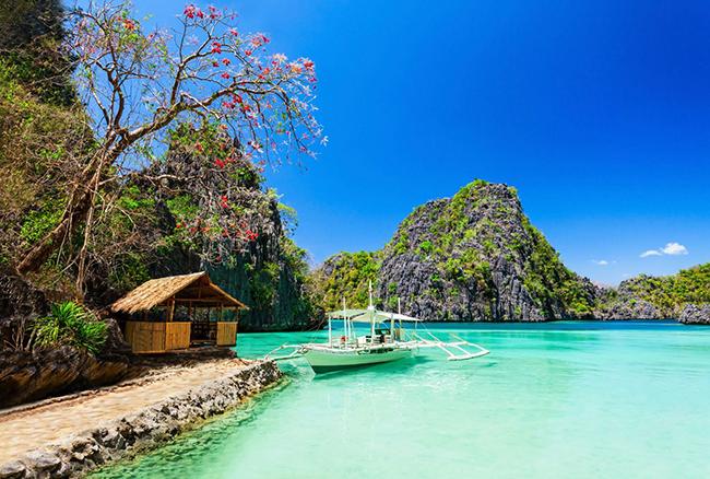 Thời điểm du lịch Palawan Coron