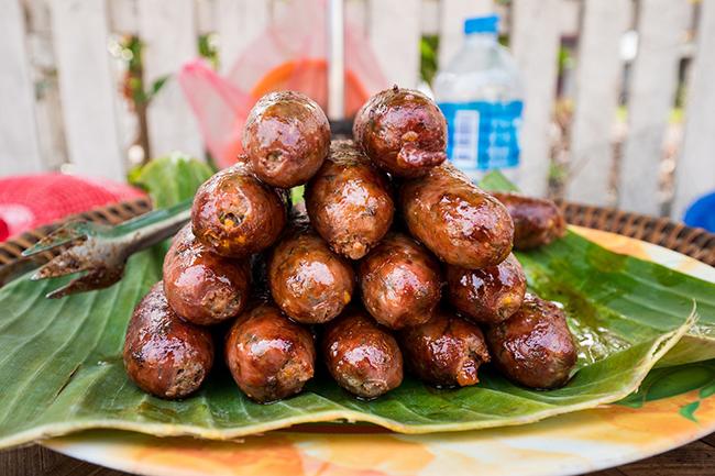 Ăn gì ở Luang Prabang?