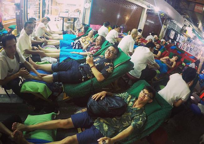 6 ngày 5 đêm chơi thả phanh trên đất Thái không tới 7 triệu đồng 8