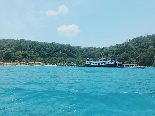 Hành trình 4 ngày rong ruổi Sihanoukville - KohRong Sanloem - KohRong 7