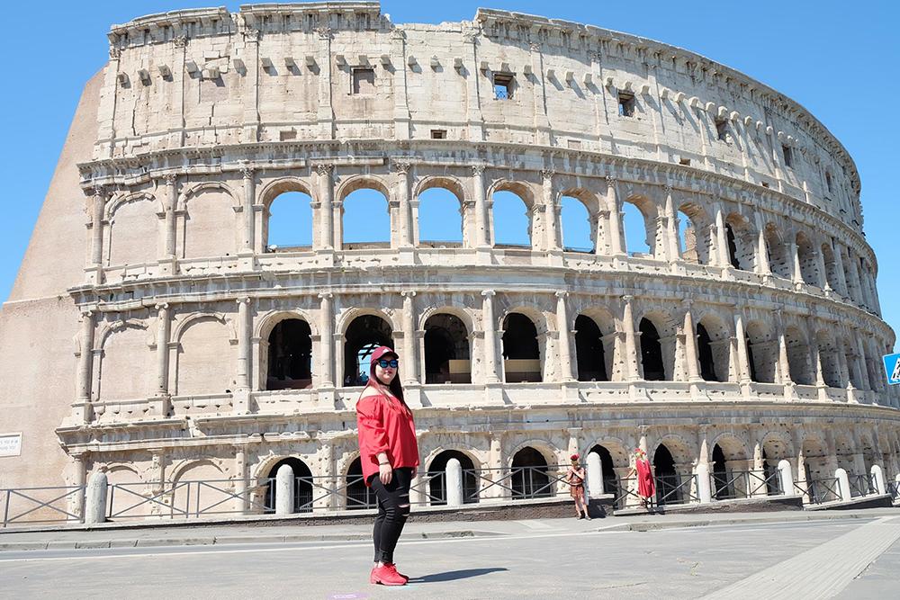 Những điểm du lịch ở Rome