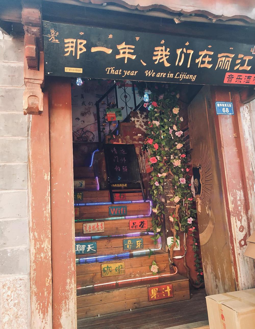 Chỉ cầu một chốn đi về những Quán cafe có 102 tại Lệ Giang