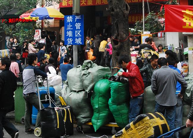 Kinh nghiệm đánh hàng tại Quảng Châu - Trung Quốc 2