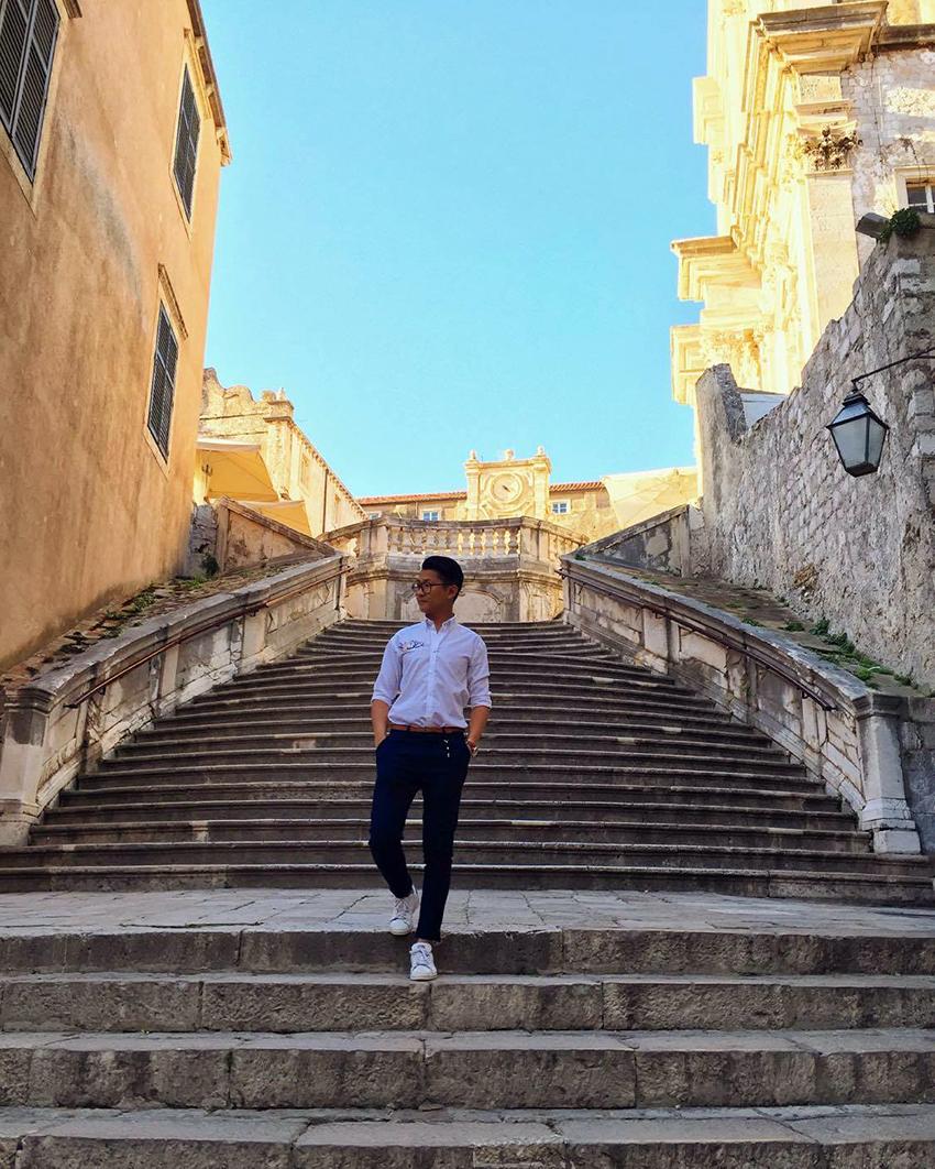 Kinh nghiệm khi đi du lịch thành phố Dubrovnik, Croatia