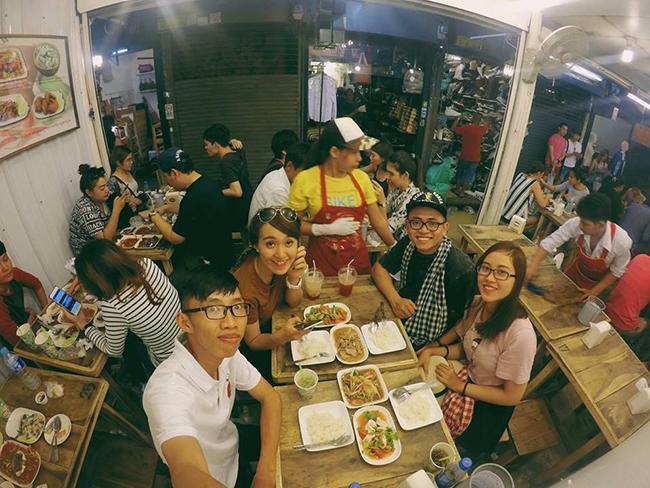 Ngày thứ 2 ở Bangkok, Chatuchak market