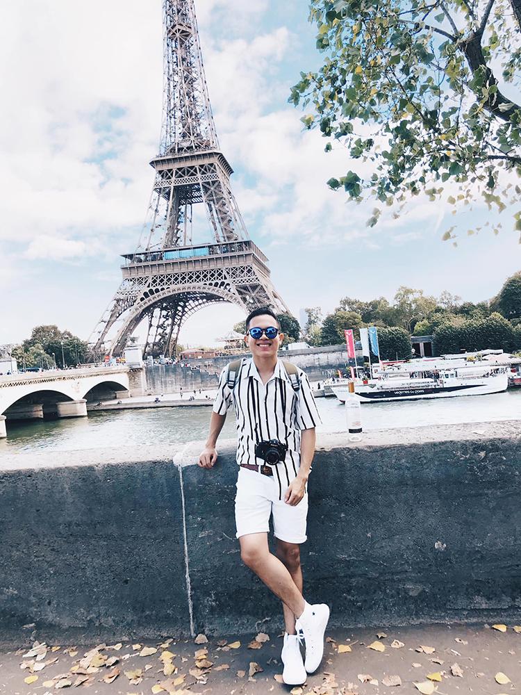 Kinh nghiệm xin VISA Pháp Multi 1 năm dễ dàng 4