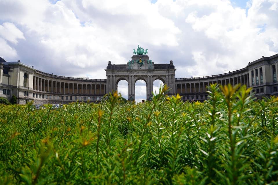 Du lịch nước Bỉ tự túc 5 ngày 4 đêm quá rẻ cho 1 cuộc tình 3