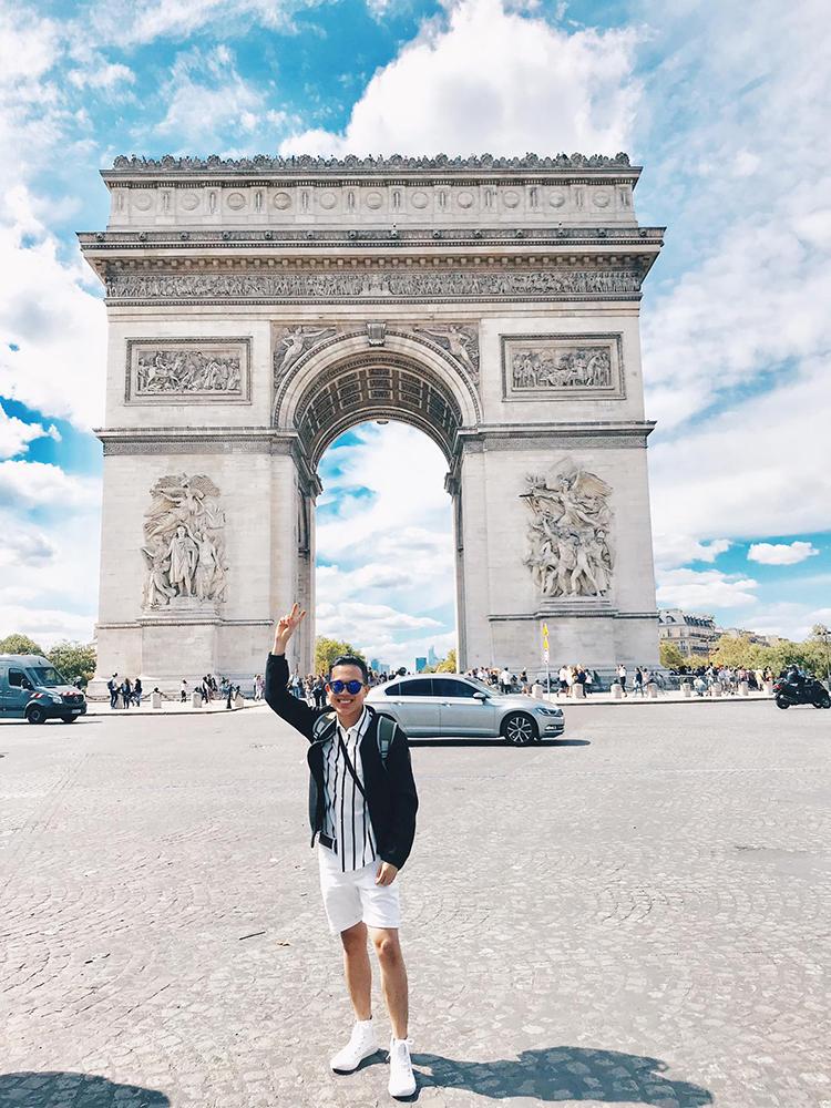 Kinh nghiệm xin VISA Pháp Multi 1 năm dễ dàng 3