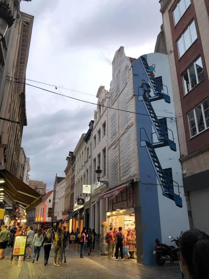 Du lịch nước Bỉ tự túc 5 ngày 4 đêm quá rẻ cho 1 cuộc tình 4